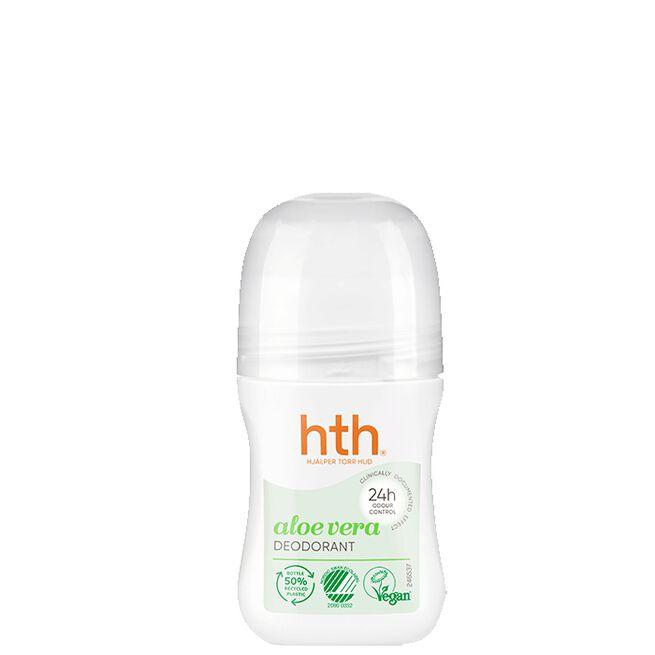 HTH Aloe Vera Deodorant, 50 ml
