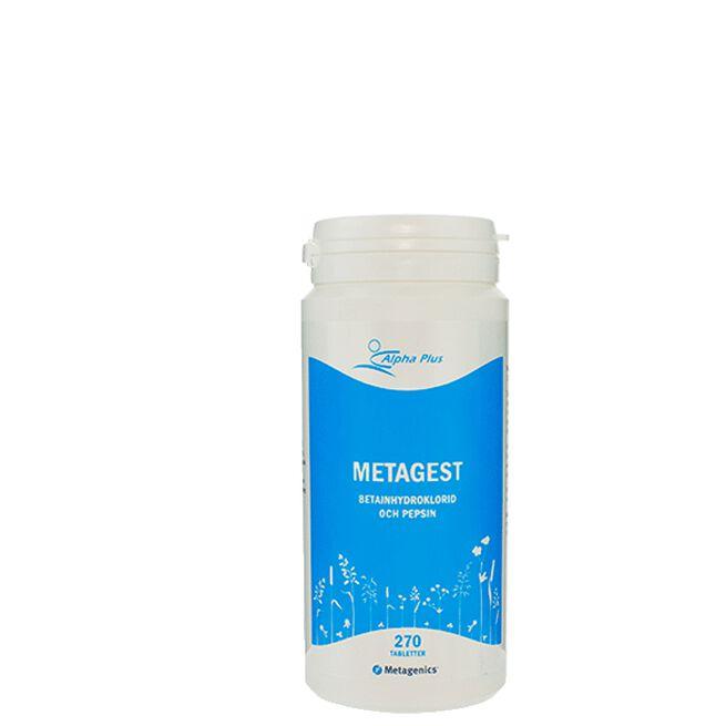 Metagest, 270 tabletter Alpha Plus