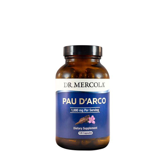 Dr. Mercola Pau D´arco, 120 kapslar