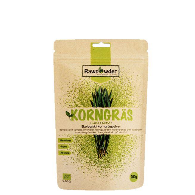 Korngräs Eko 200 g