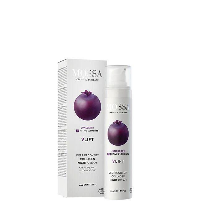 V LIFT Deep Recovery Collagen Night Cream, 50 ml
