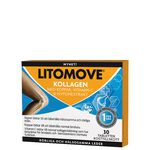 Litomove Kollagen, 30 tabletter