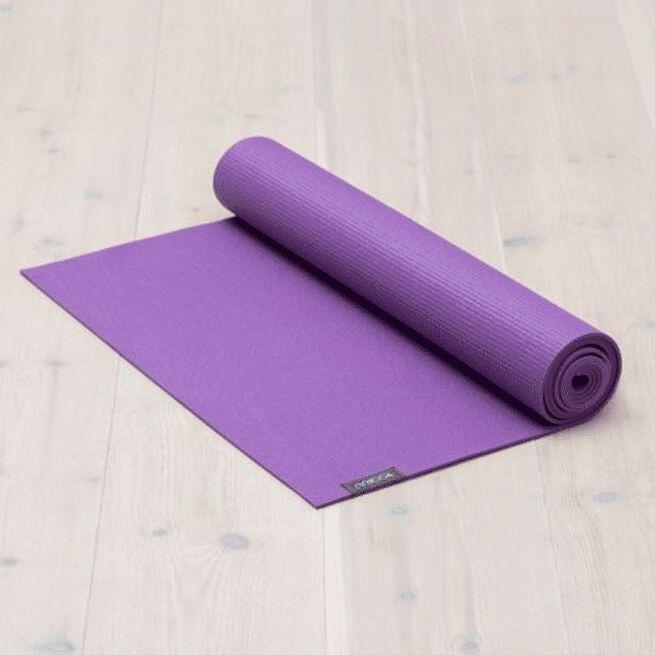 All-round Yoga mat Lilac Purple Yogiraj
