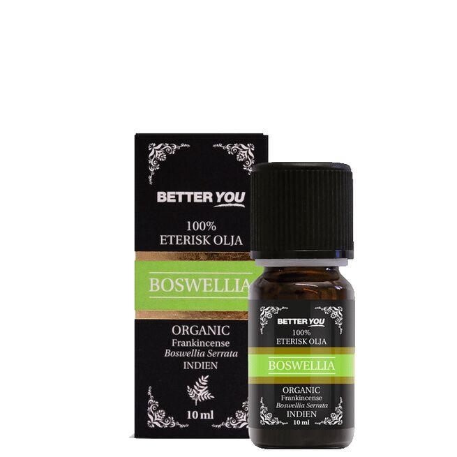 Boswelliaolja EKO Eterisk, 10 ml Better You