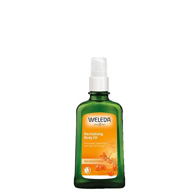 Sea Buckthorn Body Oil, 100 ml