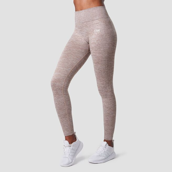 ICANIWILL Willow Tights, Caramel Melange