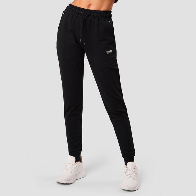 ICANIWILL Sweatpants Black