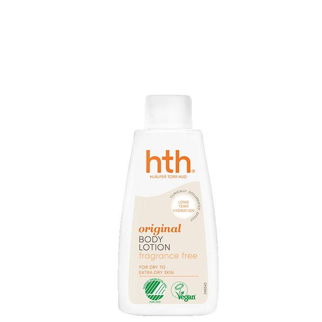 HTH Original Lotion Oparfymerad, 50 ml