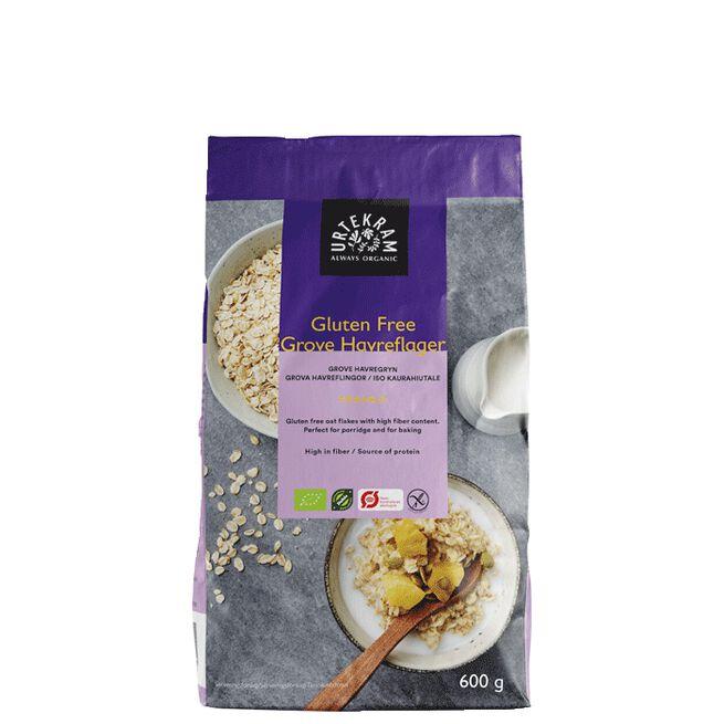Grova Havreflingor glutenfree, 600 g