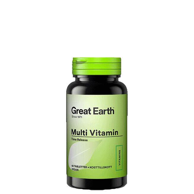 Multi Vitamin 60 tabletter