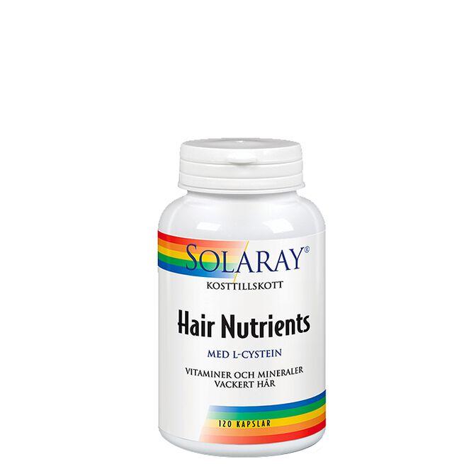Hair Nutrients Solaray