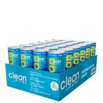 24 x Clean Drink, 330 ml,  Ananas/Mango