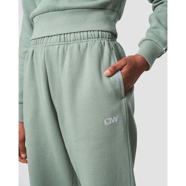 Essential Sweatpants, Sage Green, L