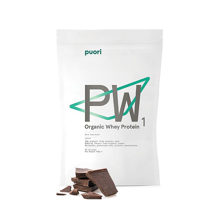 PW1 Wheyprotein Choklad, 900 g