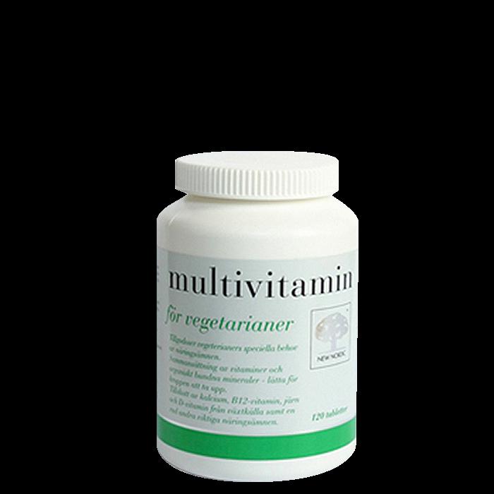 Multivitamin för Vegetarianer, 120 st