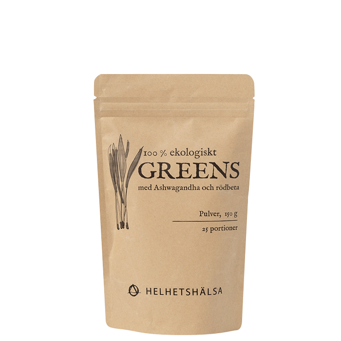 Greens med Ashwagandha, 150 g
