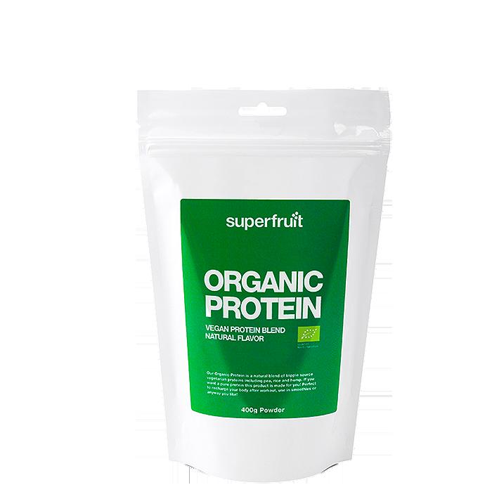 Organic Protein, 400 g