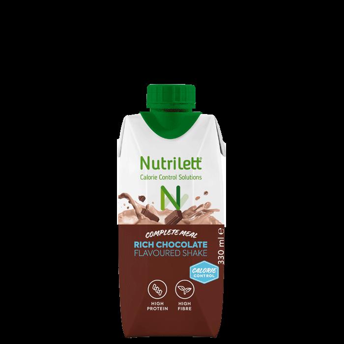 Nutrilett Rich Chocolate Shake, 330 ml