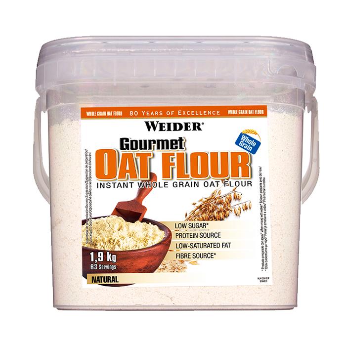 Oat Flour, 1900 g