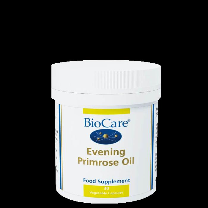 BioCare Evening Primrose Oil, 30 kapslar