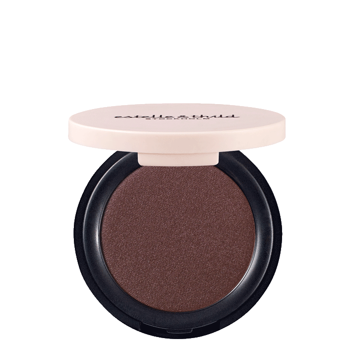 BioMineral Silky Eyeshadow Dark Mauve, 3 g