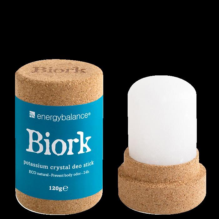 Biork Ekologisk Kristalldeodorant, 120 g