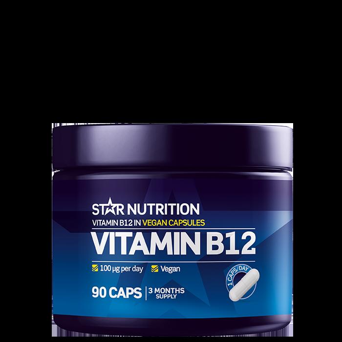 Vitamin B12, 90 caps