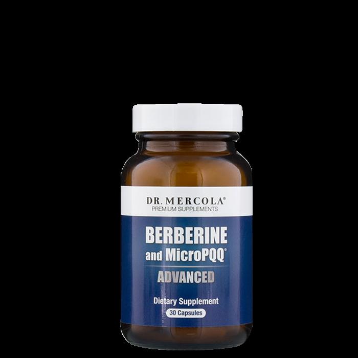Berberin och MicroPQQ, 30 kapslar
