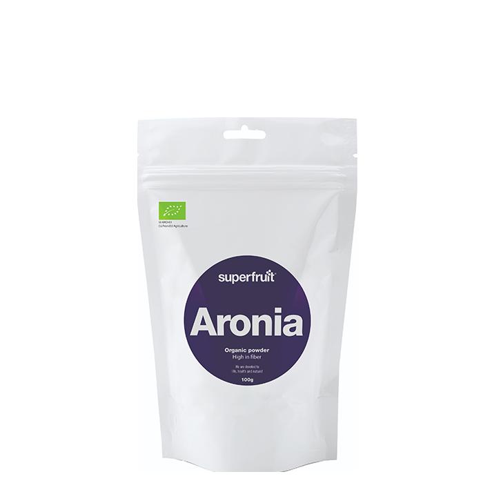 Aroniapulver EKO, 100 g