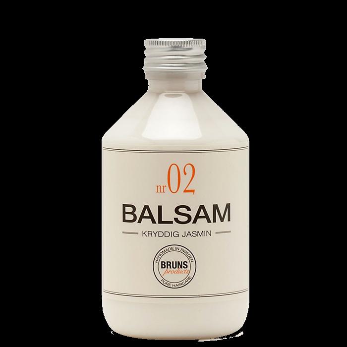 Bruns Balsam Kryddig Jasmin nr 02, 330 ml