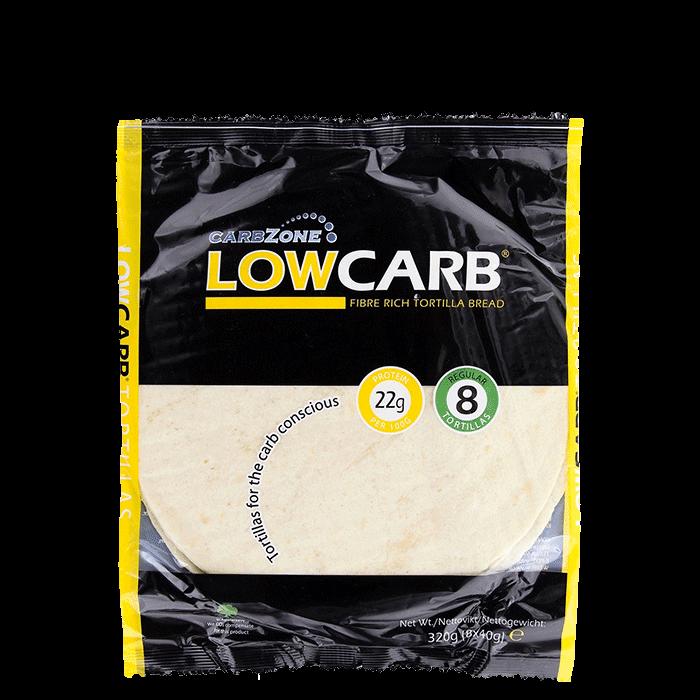 Low Carb Tortilla Small, 320 g
