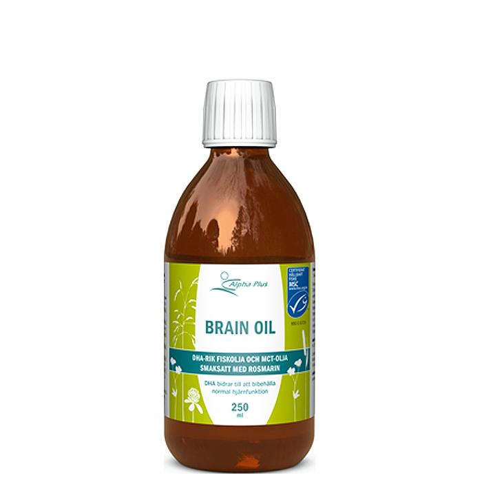 Brain oil, 250 ml