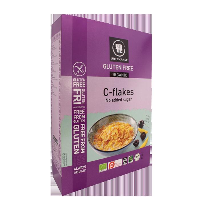 C-Flakes glutenfree, 375 g