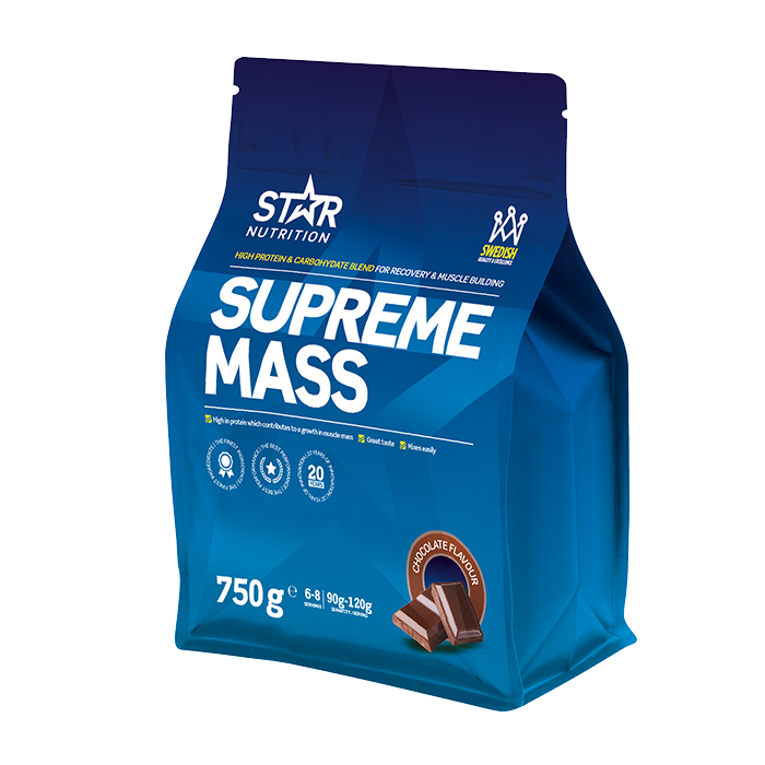 Supreme Mass, 750 g, Chocolate