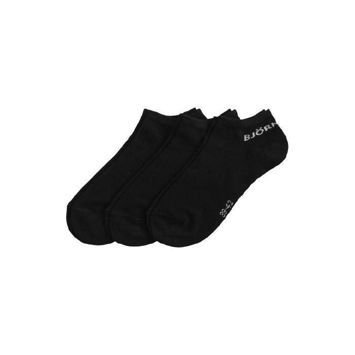 3-pack Sock Noos Essential, Black