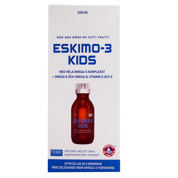 Eskimo-3 Kids, 210 ml
