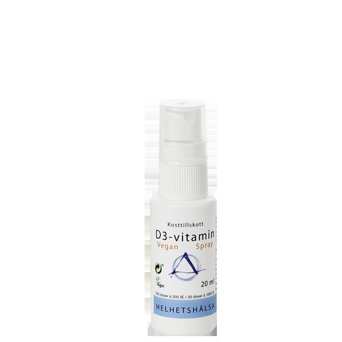 D-vitamin spray, 20 ml