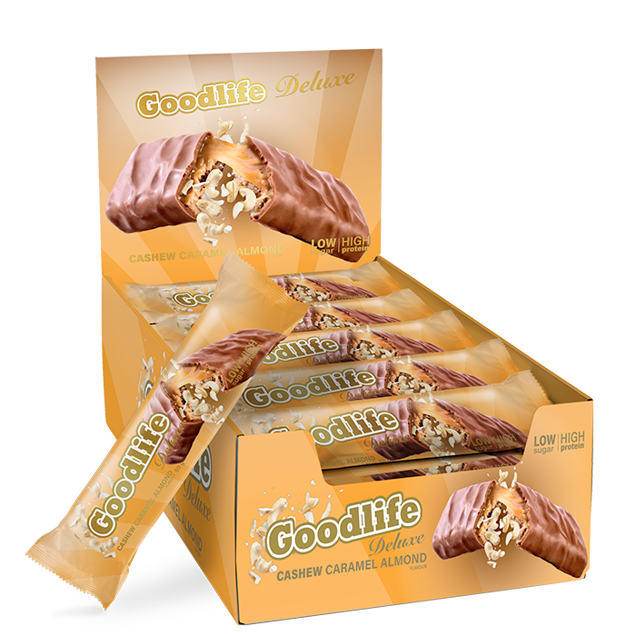 12 x Goodlife Deluxe, 60 g