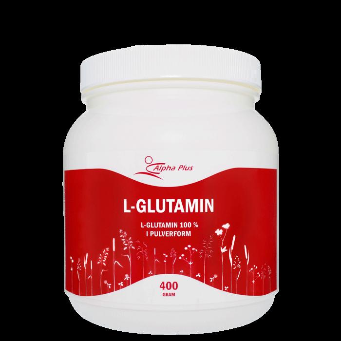 L-Glutamin, 400 g