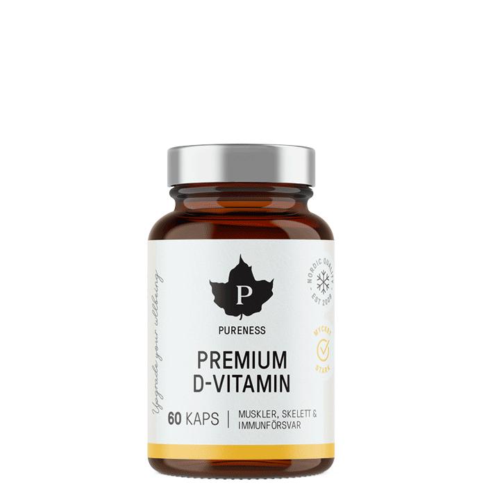Premium D-Vitamin, 60 caps