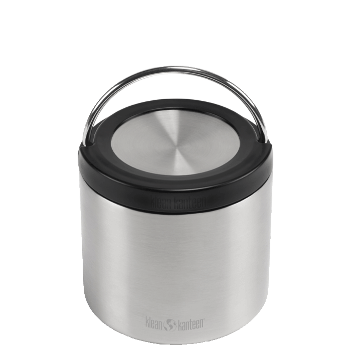 Insulated food canister Brushed stainless, 473 ml