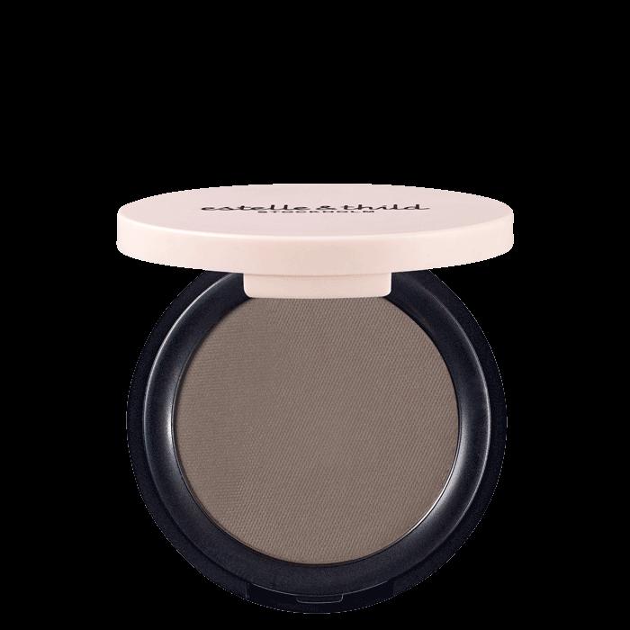 BioMineral Silky Eyeshadow Cold Brown, 3 g