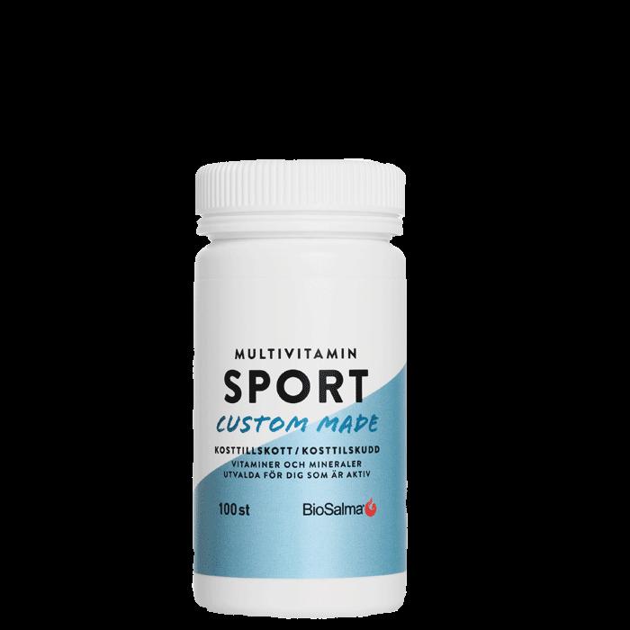 Multivitamin Aktiv/Sport, 100 tabletter