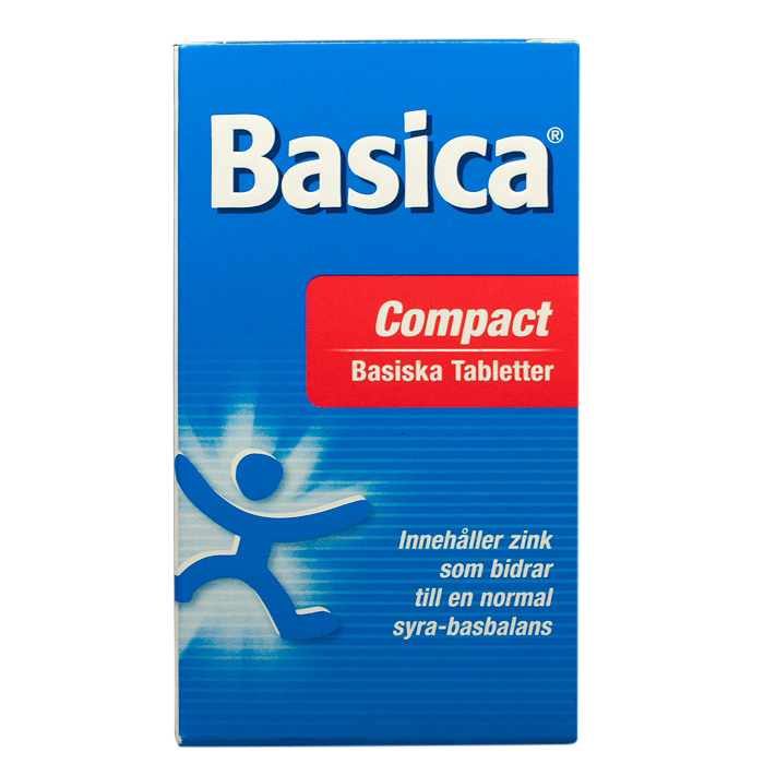 Basica Compact, 120 tabletter