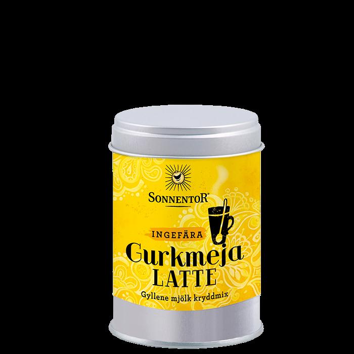 Lattemix Gurkmeja & Ingefära, 60 g