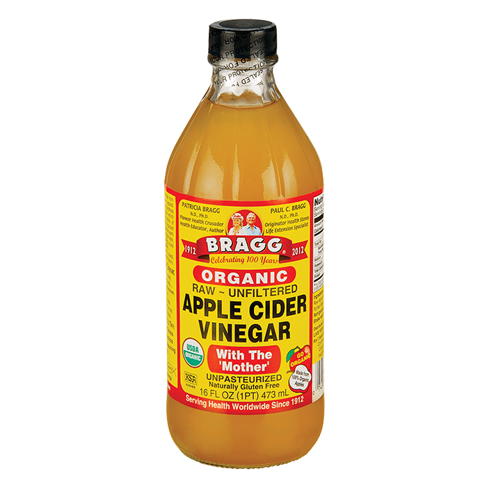 Bragg Apple Cider Vinegar, 473 ml