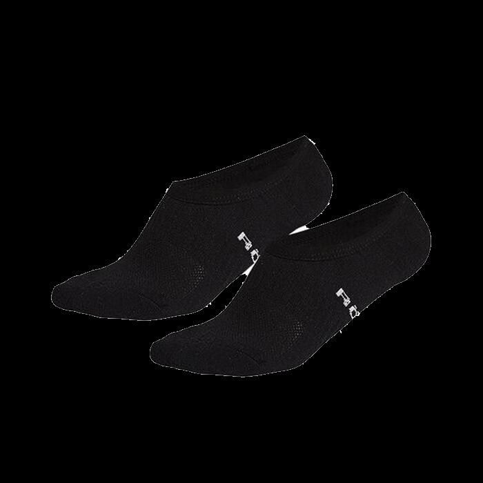 2-Pack Invinsible Sock, Black