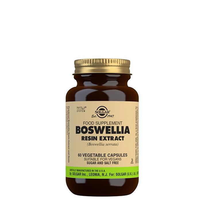 Boswellia Resin, 60 kapslar