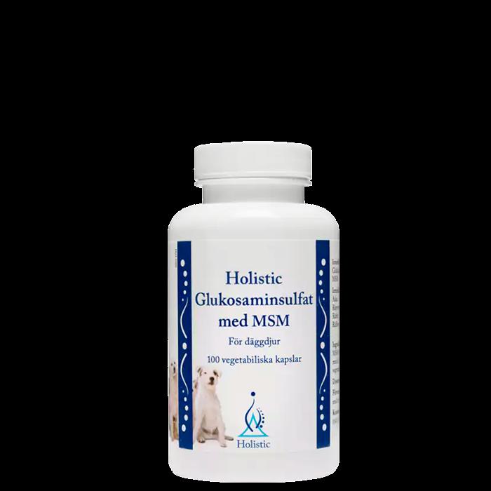 Glukosaminsulfat med MSM, 100 kapslar