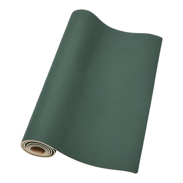 ECO Yoga mat Grip & Bamboo 4mm